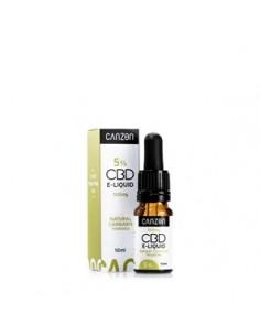 Canzon Líquido de CBD Natural Cannabis
