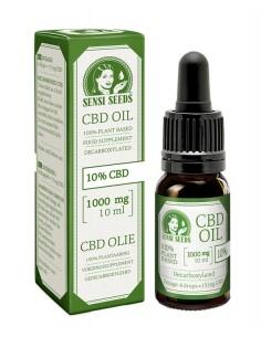 Sensi seeds Aceite de CBD - 10% - 10ml