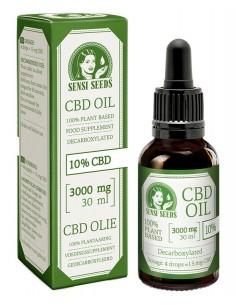 Sensi seeds Aceite de CBD - 10% - 30ml