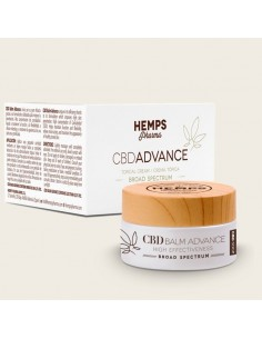 Hemps pharma cbd balmsamo avanzado