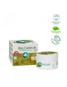 Annabis balcann hemp Bálsamo orgánico de cáñamo para piel atópica 50 ML