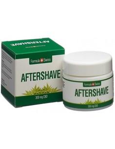 Formula Swiss CBD Aftershave - Bálsamo para afeitado