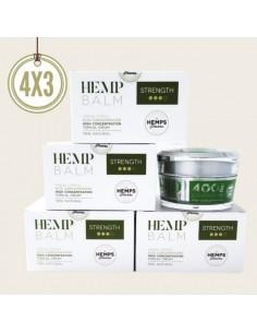 Hemps pharma 4x3 Hemp Balm