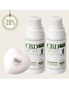 Hemps pharma Pack Activo CBD