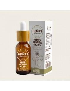 Hemps pharma OIL 10% CBD 10 ML