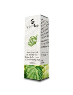 GreenFeel CBD Serum corporal Lúpulo Bio CBD 5% 1500mg 30ml