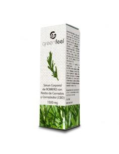GreenFeel CBD Serum corporal Romero Bio CBD 5% 1500mg 30ml