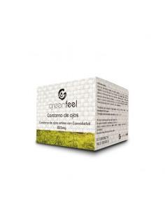 GreenFeel CBD Contorno de ojos antiox. CBD 225 mg 15ml