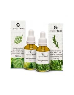 GreenFeel CBD Pack Equilibrio CBD