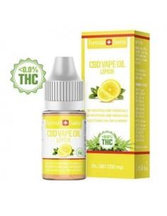 Formula Swiss CBD Aceite de Vape Limón 3% (300 mg)
