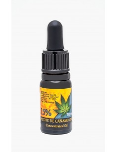 Natura Premium Cáñamo Aceite de CBD 15% 10 ML
