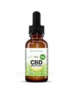 Naturicious Aceite CBD 10%...