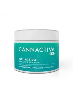 Cannactiva Crema CBD Fisioterapia (300ml)