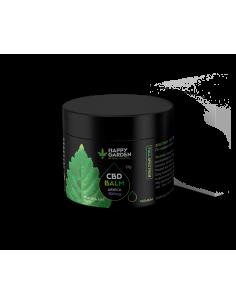 Happy Garden CBD Bálsamo de CBD + Árnica para músculos y articulaciones – 500mg