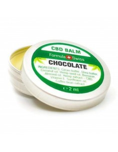 Formula Swiss Balsamo de Chocolate con CBD