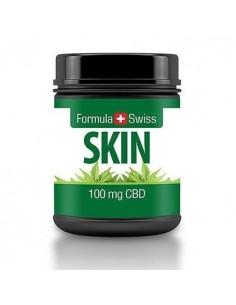 Formula Swiss Crema para la Piel de CBD 100 mg, 30 ml