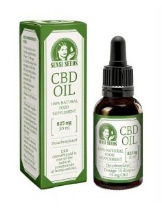 Sensi seeds Aceite de CBD - 2,75% - 30ml