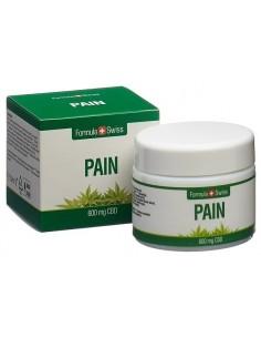Formula Swiss CBD Pain - Bálsamo para el dolor