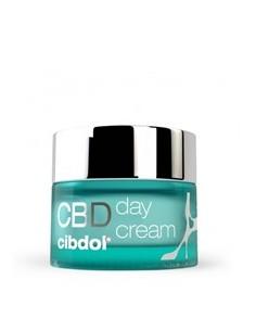 Cibdol Crema de día CBD SPF 15