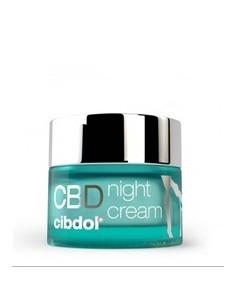Cibdol Crema de noche con CBD