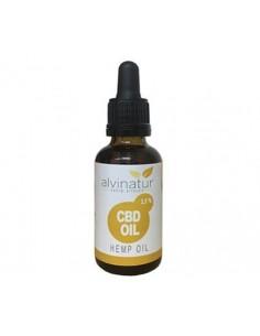 Alvinatur CBD Oil 50 ml de...