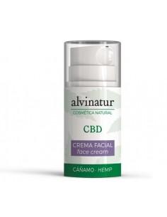Alvinatur Crema Facial CBD...