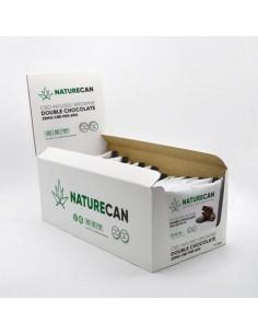Naturecan Brownie CBD - Caja de 12