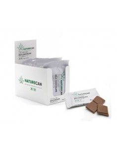 Naturecan CBD Chocolate - Caja de 10