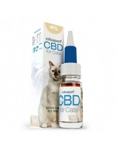 Cibdol Aceite de CBD 4% para gatos