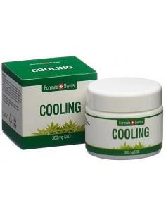 Formula Swiss CBD Cooling - Bálsamo enfriador