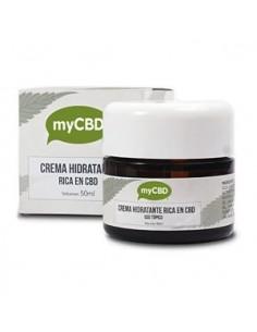 MyCBD Crema CBD Forte 50ml (125mg cannabidiol)