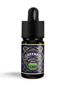 Greeneo Booster CBD E-liquid