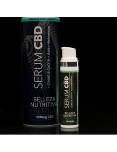 Ezencia Serum CBD Belleza Nutritiva 250mg CBD 15ml