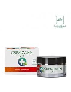 Annabis cremcann Q10 Crema facial natural hidratante y regeneradora primeras arrugas