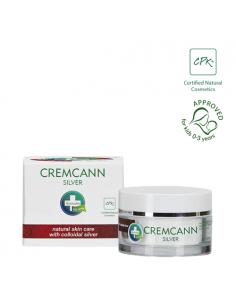 Annabis Cremcann Silver facial natural concentrada piel acné