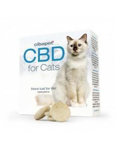 Cibdol Pastillas de CBD para gatos
