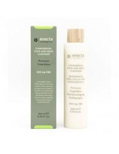 Enecta gel limpiador facial con cbd (200 mg)