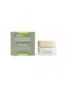 Enecta crema facial antiarrugas con cbd (700 mg)