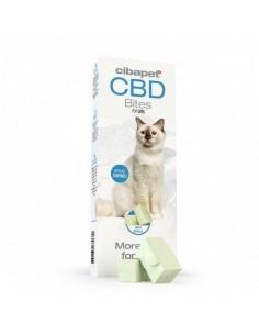 Cibdol Snacks con CBD para gatos