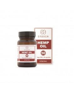 Endoca Capsulas de CBD (1500 mg de CBD descarboxilados)