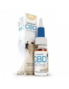 Cibdol Aceite de CBD 4% para perros