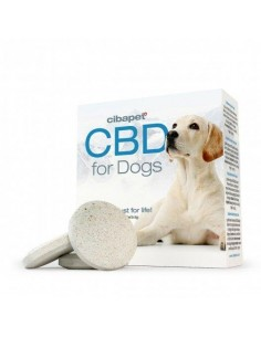Cibdol Pastillas de CBD para perros